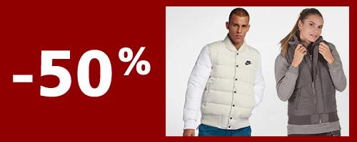 Jackets -50%