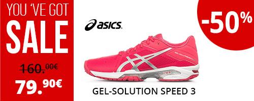 ASICS GEL-SOLUTION SPEED 3