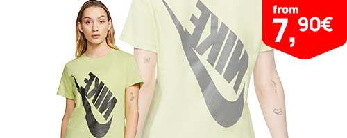 Women's Tshirts from 7,90€