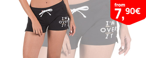 Women's Shorts from 7,90€