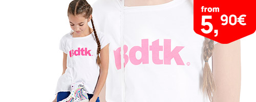 Kids' Tshirts from 5,90€