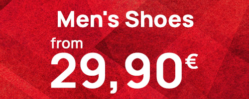 Men's Shoes from 29,90€