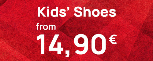 Kids' Shoes from 14.90€